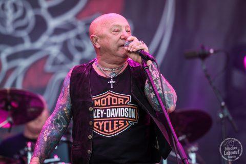 Il s'agit du concert de Rose Tattoo Hellfest 2017
