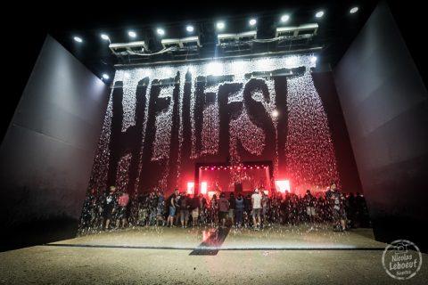 Il s'agit du Hellfest 2018