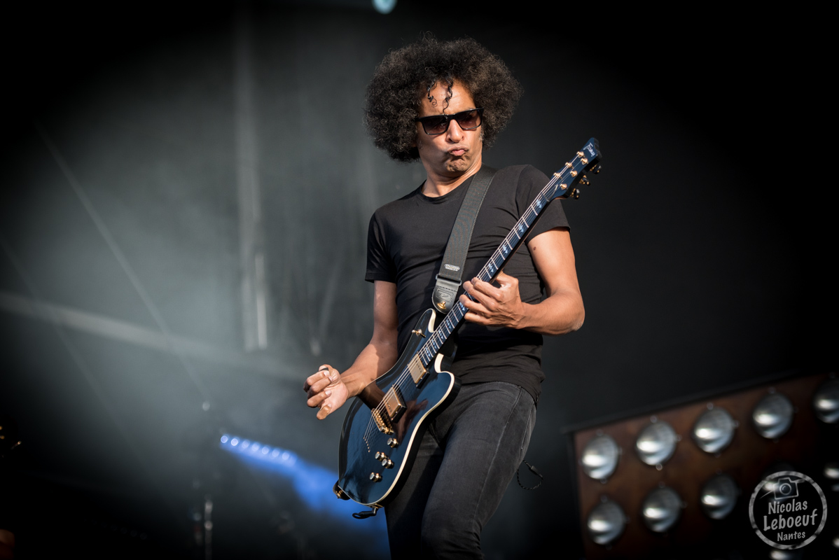 Il s'agit du concert de Alice in Chains Hellfest 2018
