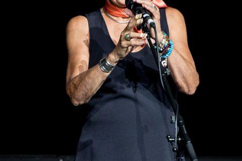 Il s'agit du concert de Joan Baez