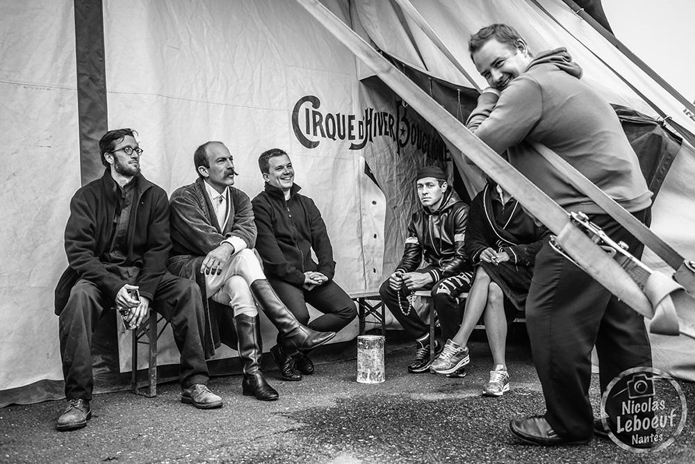 Cirque Bouglione 'Bravo'