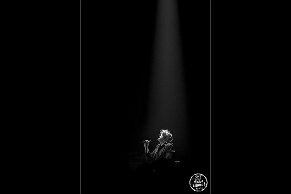 arno chanteur concert leboeuf Live