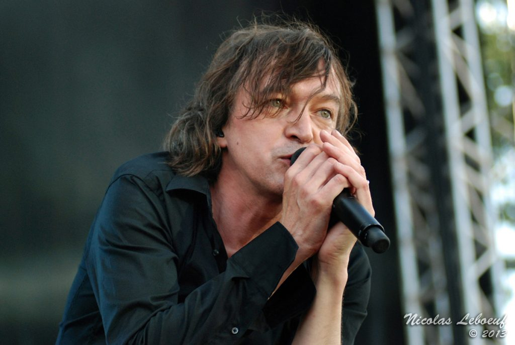 Cali chanteur concert leboeuf Live