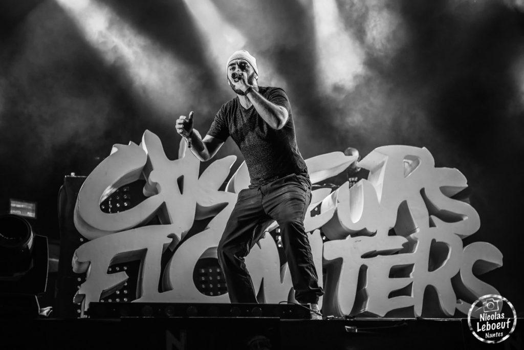 casseurs flowter Gringe concert leboeuf Live