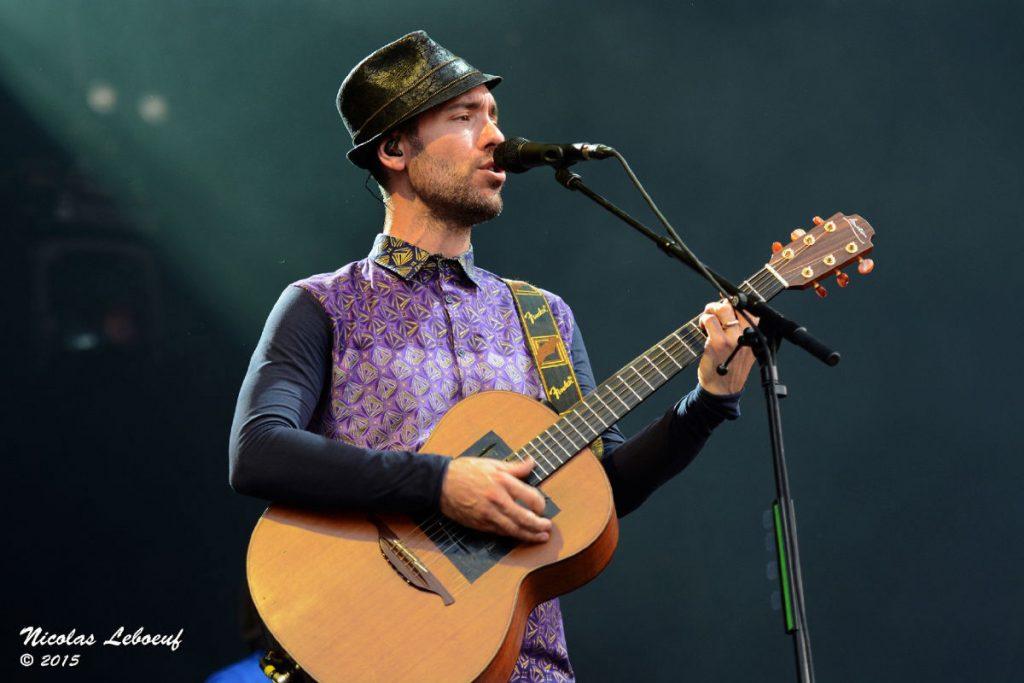 charlie winston chanteur concert leboeuf Live