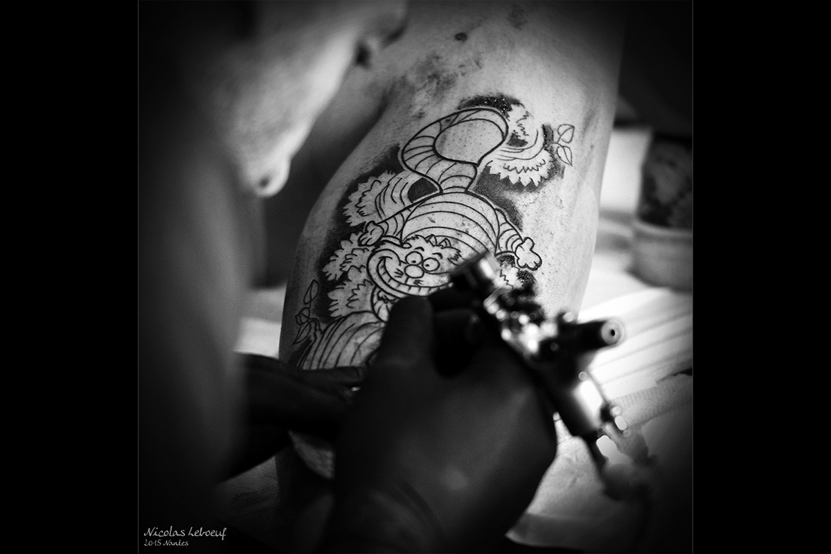 Convention Tattoo Nantes 2015