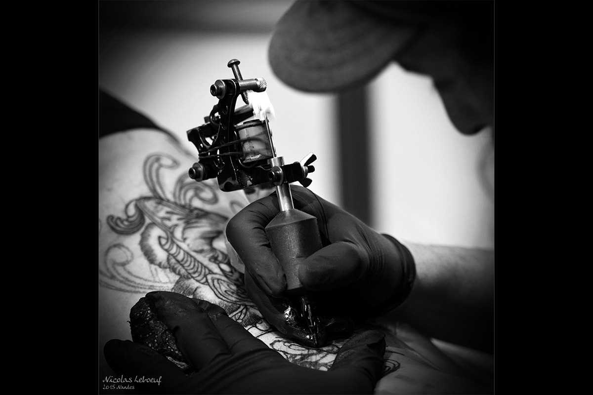 Convention Tattoo Tatouage Nantes
