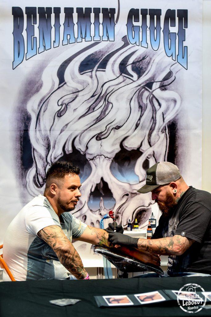 convention tattoo tatouage Nantes