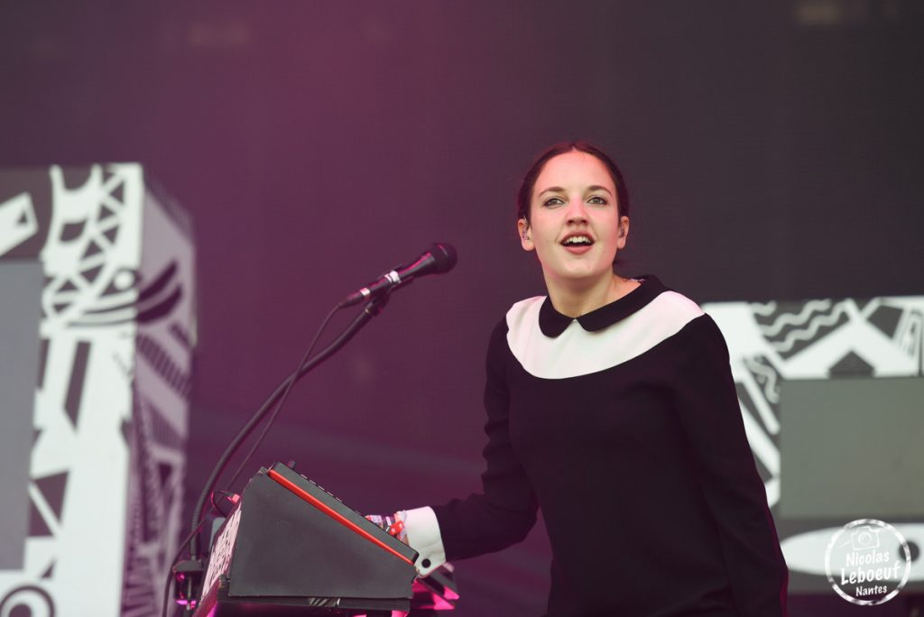 Jain chanteuse concert Leboeuf Live