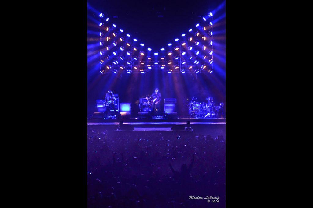 M Mathieu Chedid concert Leboeuf Live