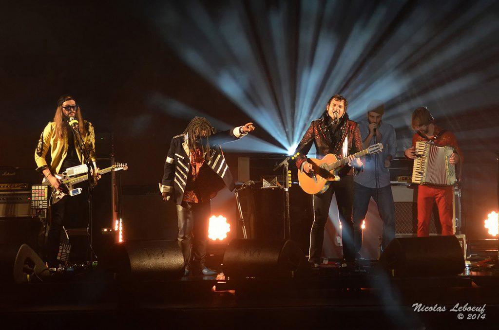 M Mathieu Chedid MCanuff concert Leboeuf Live