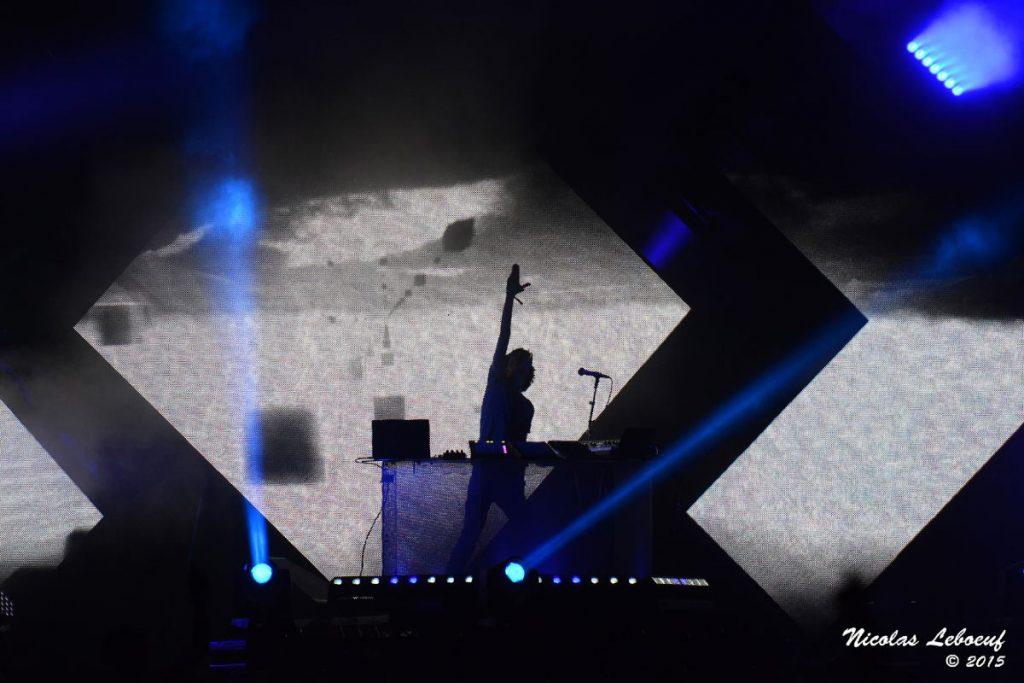 Madeon DJ concert Leboeuf Live