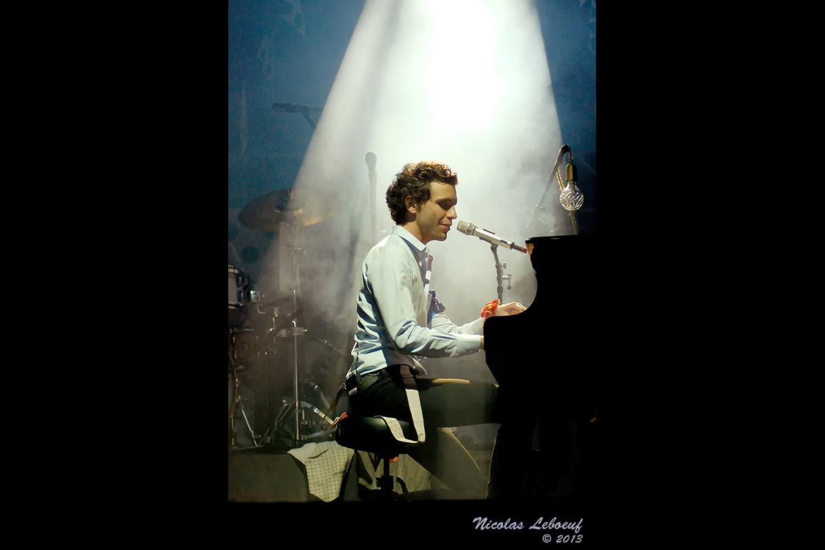 Mika Concert Leboeuf Live