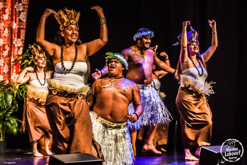 Tahiti Here danse Nantes Leboeuf