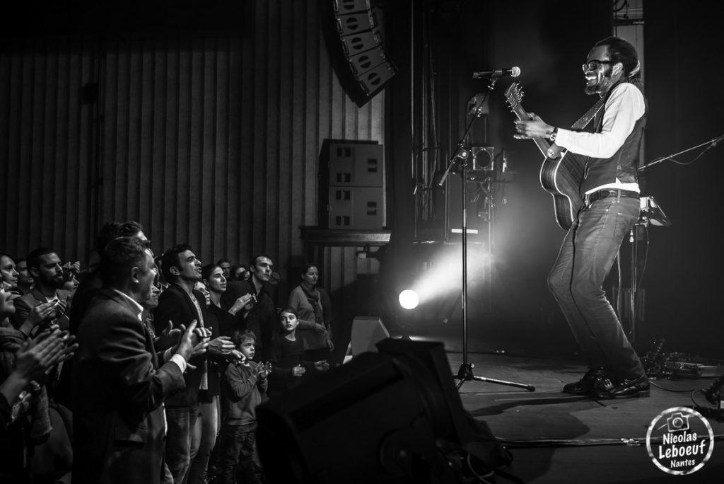 Tété chanteur concert leboeuf Live