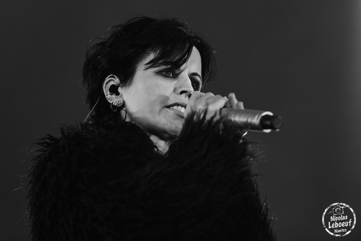The Cranberries Groupe Concert Leboeuf Live