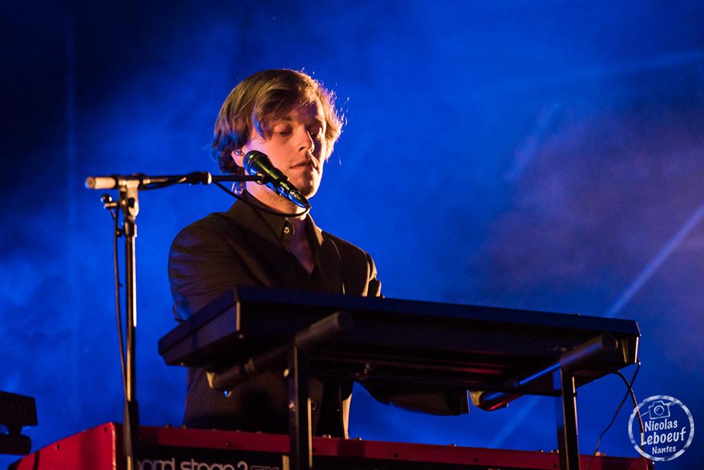 Matmatah Julien Carton Concert Leboeuf Live