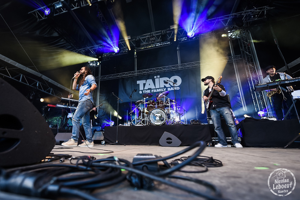 Tairo Concert Live Leboeuf