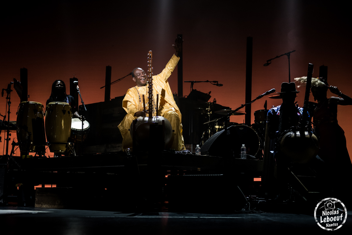 Lamomali Diabaté Concert Live Leboeuf