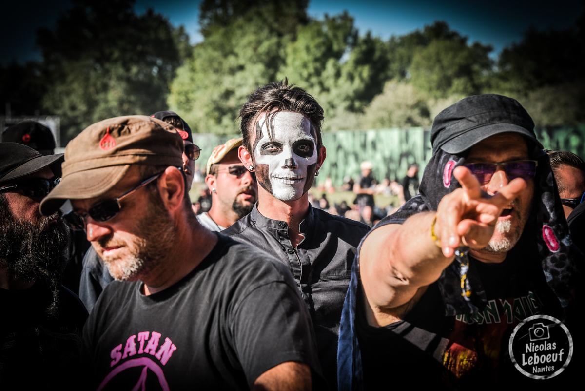 Hellfest 2017 Nicolas Leboeuf Photographe