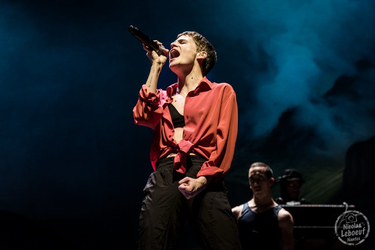 Il S'agit Du Concert De Christine And The Queens