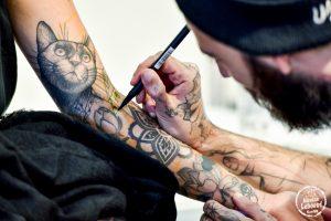 11eme Convention de tatouage Nantes