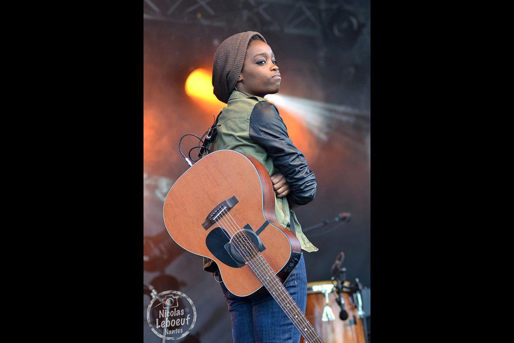 Irma chanteuse concert Leboeuf Live