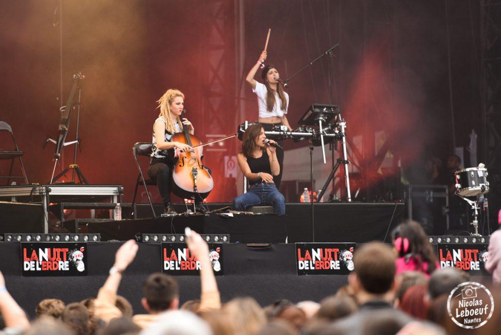 LEJ groupe concert Leboeuf Live