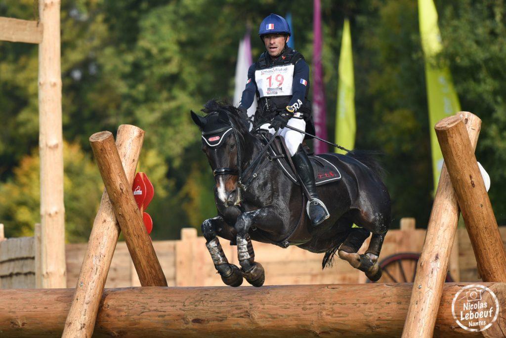 Lion Angers équitation mondial Leboeuf