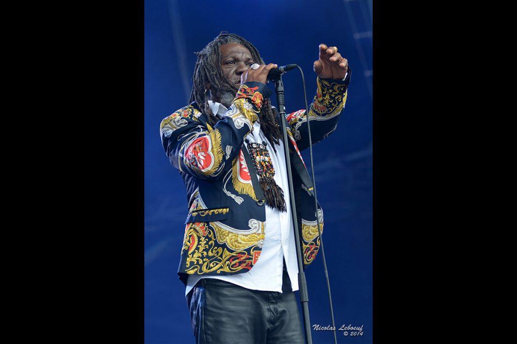 Winston Mcanuff Fixi concert Leboeuf Live