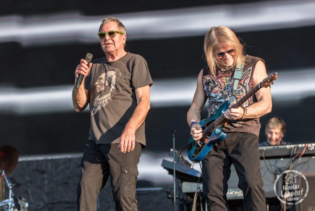 Deep Purple hellfest concert live Leboeuf