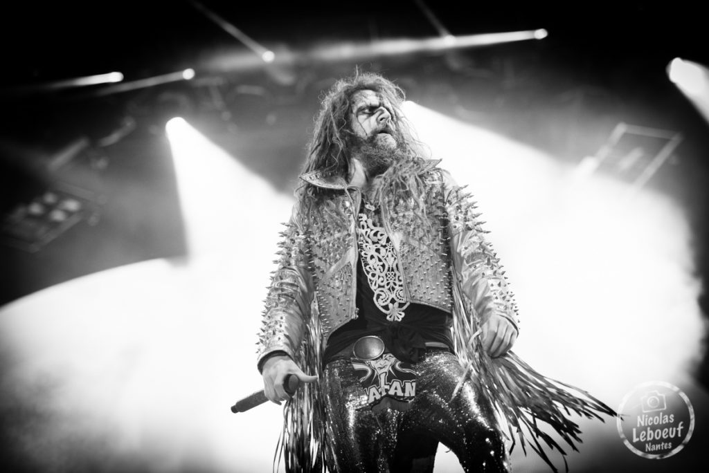 Rob Zombie hellfest concert live Leboeuf